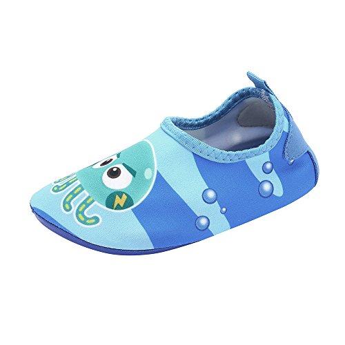 Kobay Kinder Baby Jungen & Mädchen Whale Surf Strand Schnorchel Socken Schwimmen Tauchschuhe
