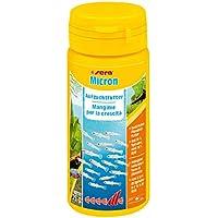sera 00720 micron 50 ml - Planktonfutter für die Kleinsten