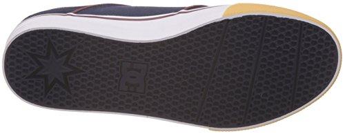 DC Shoes - Mikey Taylor Vulc, Scarpe da ginnastica Uomo Navy/Red