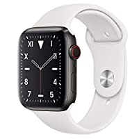 For apple watch band for series 5, 44mm white color