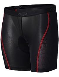 BBB Collants courte Buw-51 femme Noir Taille L