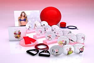 Top Seller As seen on TV! The 6 Week Body Shaping Weight Loss Program - The Blood Type Workout DVDS and Complete Fitness equipment Package - Unlock the inner you ... A Customised workout for your DNA Special Summer Offer Only £69.95! -Lose 2 Stone in just 6 Weeks! Get Fit for the Summer!