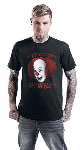Goodie Two Sleeves Es - Stephen King T-Shirt schwarz Schwarz