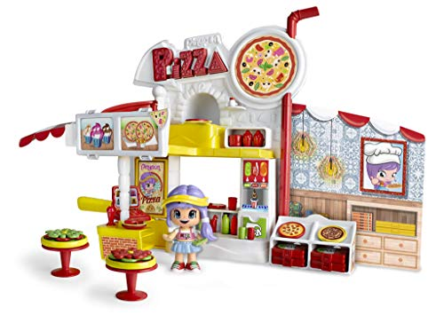Pinypon Pizzeria, Multicolore
