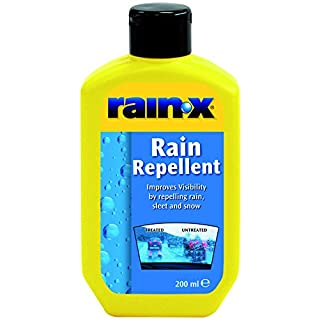Rain-X Rain/Water Repellent Glass Treatment, 200ml, 80199200