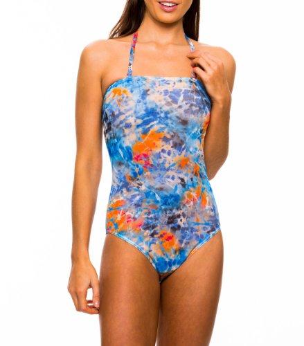 NEW Kiniki Topaz Tan Through Tube Swimsuit (16)