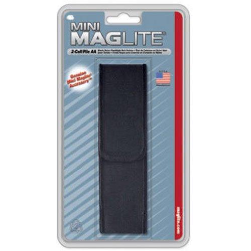 Mini Maglite AA Nylon Holster Test