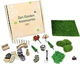 Accessoires Jardin Zen, Miniatures de Jardin de Fée, Décorations de Bac à Sable, Miniatures de Jardin Zen, Accessoires de Jardin de Fée, Figurines de Jardin de Fée