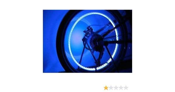 Edelsign u2013 2 x led valvole pneumatici illuminazione raggi di luce