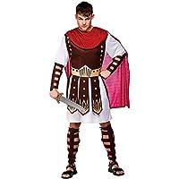 """Mens romano traje de centurión para el antiguo vestido de lujo histórico (L - 44"""" Chest)"""