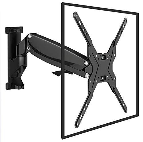 Gpf TV-Wandhalterung für 32-50 Zoll Universal-TV-Wandhalterung Teleskopdrehung Plasma-TV-Flachbildschirme