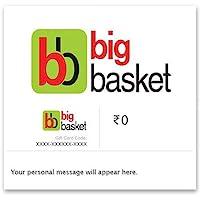 Flat 4% off at checkout  BigBasket E-Gift Card