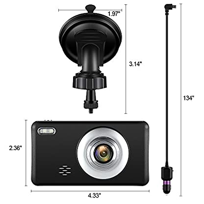 jevogh-jly03-HD-Dash-Cam-170-Grad-Weitwinkel-Camcorder-mit-Nachtsicht-Full-1080P-High-Definition-Video-Recorder-76-cm-LCD-Anzeige-mit-Parkplatz-MonitorG-SensorLoop-Recording-Auto-Dash-Kamera