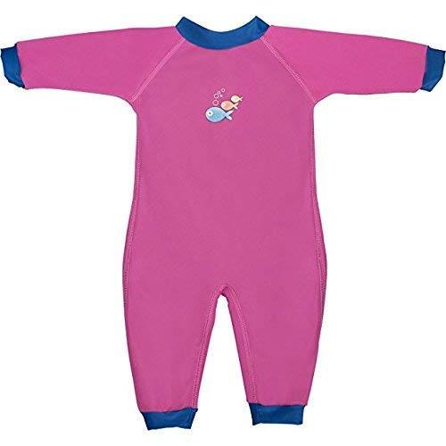 Swimbest, Babyanzug, Rosa/Blau, 3-6 Monate (SWW02-06)