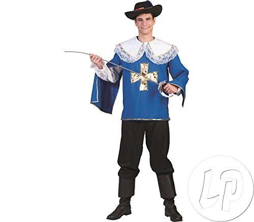 Espa Funny Fashion Costume Carnevale Adulto Moschettiere-52 381b312d12be