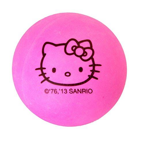 Hello Kitty Sports Ping-Pong-Bälle (6er - Tennis Kitty Hello