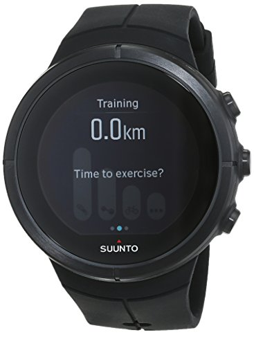 Suunto Spartan Ultra All Black Titanium (HR)THE GPS WATCH WITH COLOR TOUCH SCREEN AND HEART RATE MONITORING FOR ATHLETIC AND ADVENTURE MULTISPORTSuunto Spartan Ultra is an advanced multisport GPS watch sporting a color touch screen, 100m (300ft) wate...