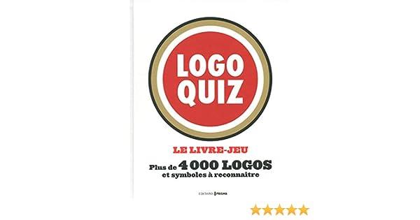 Amazon Fr Logos Quiz Collectif Livres