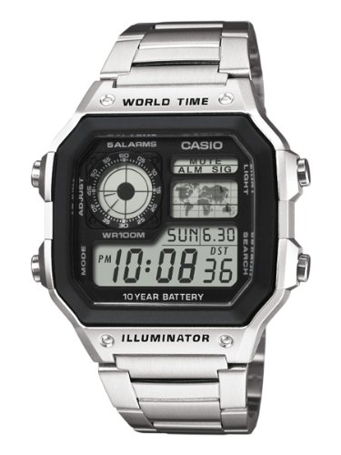 Casio Collection AE 1200WHD Test