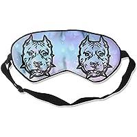 Pit Bull Head 99% Eyeshade Blinders Sleeping Eye Patch Eye Mask Blindfold For Travel Insomnia Meditation preisvergleich bei billige-tabletten.eu