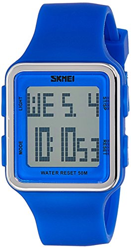 Skmei 1139BLBL  Digital Watch For Unisex