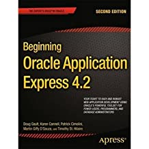 [(Beginning Oracle Application Express 4.2 )] [Author: Doug Gault] [Apr-2013]