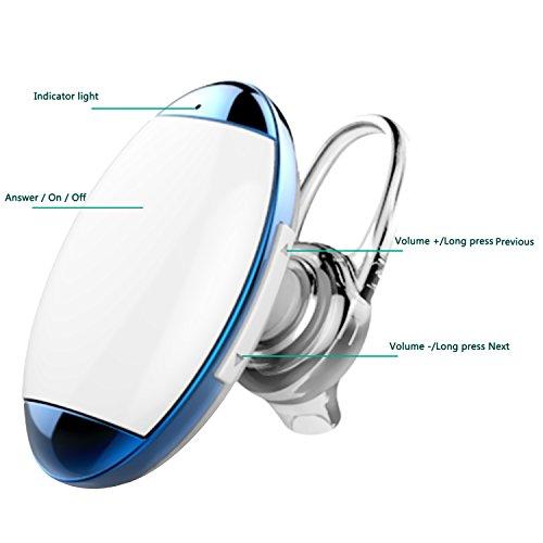 Mini Auricolare Bluetooth ... 0b7c0985956e