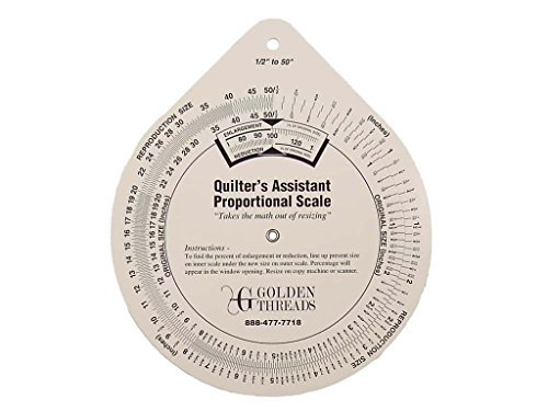 Ast-thread (Golden Threads Quilters Ast Proportional Scale by Golden Threads Quilting)
