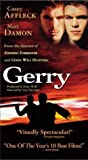 Gerry [VHS] [Import USA]