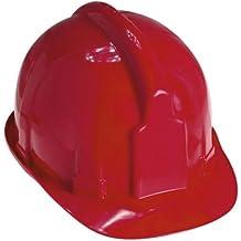 Maurer 15030023 - Cascos para obra, color rojo