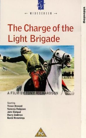 the-charge-of-the-light-brigade-vhs