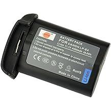 DSTE® LP-E4 Li-ion Batería para Canon LPE4 and Canon EOS-1D Mark III 1Ds Mark III 1D mark4