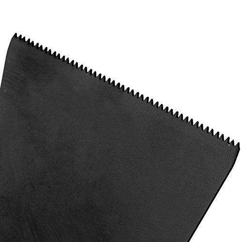 cnbtr schwarz 65x 40mm Carbon Stahl Sägeblätter Pendelndes Multitool Präzisions Universal Sägeblätter Set 50Stück