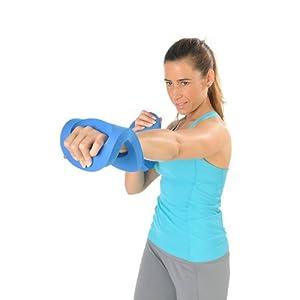 Beco – 9637 Aqua-Kick-Box-Handschuh (Paar), blau, Größe L