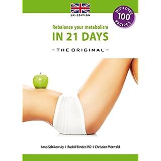 rebalance your metabolism in 21 days the original uk edition die 21