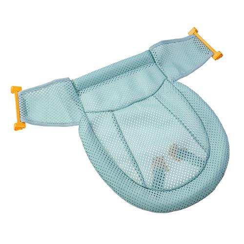 Supvox Baby Bath Mesh Bad Sitz Unterstützung Netz Badewanne Sitz Netz Unterstützung Hammock (Blau)