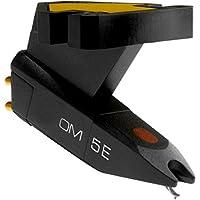 Ortofon OM 5E - Cartucho para tocadiscos, color negro