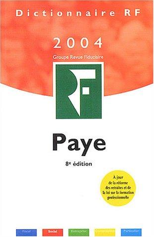 Paye 2004