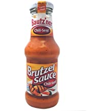 Bautzner Brutzel-Sauce Geschmacksrichtung Chili-Senf