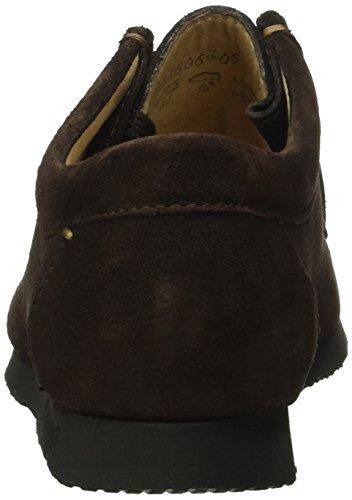 Sioux Grashopper - D162-19 - Mocassins (Loafers) - Femme Marron - Marron (Testa-Di-Moro)