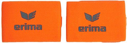 Erima Guard Stays Schienbeinschoner, orange, One Size