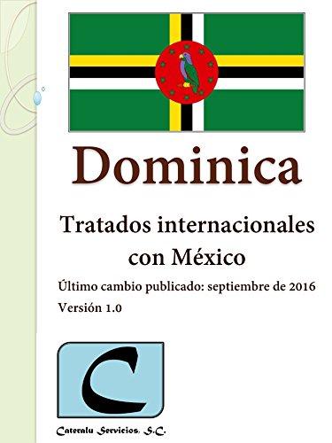 Dominica - Tratados Internacionales con México