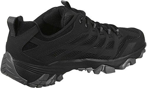 Merrell Moab GTX SGO Chaussures de marche Hommes Noir (Noire)