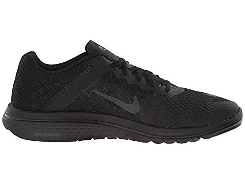 Nike - Scarpa De Corsa Fs Lite Run 2, Donna Noir / Anthracite / Gris Foncé