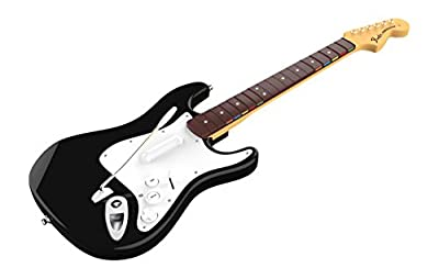 Mad Catz Rock Band 4 Wireless Fender Stratocaster - Black (PS4) from Mad Catz