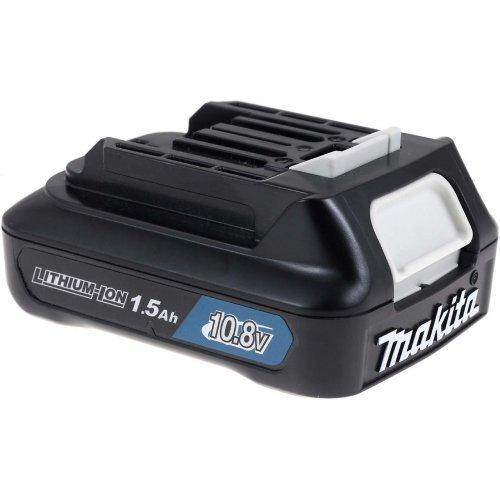Batteria per radio da cantiere Makita DMR107 1500mAh originale