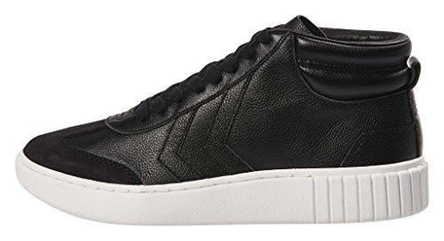 Hummel Aarhus Classic High Chaussures Femme Noir noir