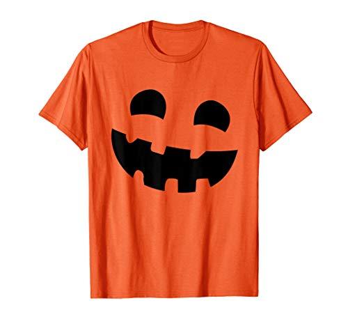 Kürbis Gesicht Halloween Gruppen Kostüm Pumpkin Team Grusel (Halloween Team Kostüm)