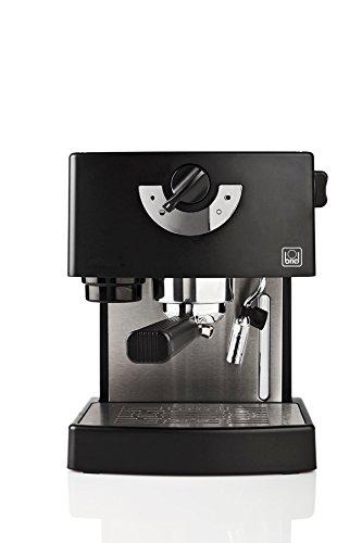 Briel ES 74 - Cafetera espresso, 1260 W, color negro