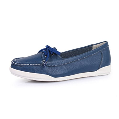 XTIAN - Low-top Donna Blau